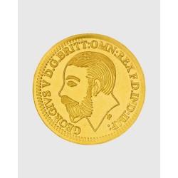 8 Grams Gold King 916 Coin