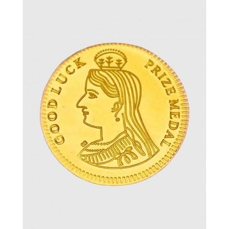 8 Grams Gold Queen 916 Coin
